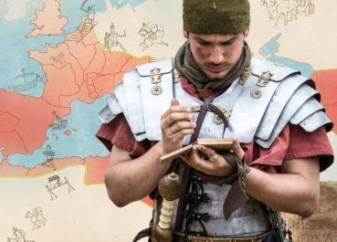 Nationale Romeinenweek van 28 april tot en met 6 mei 2018