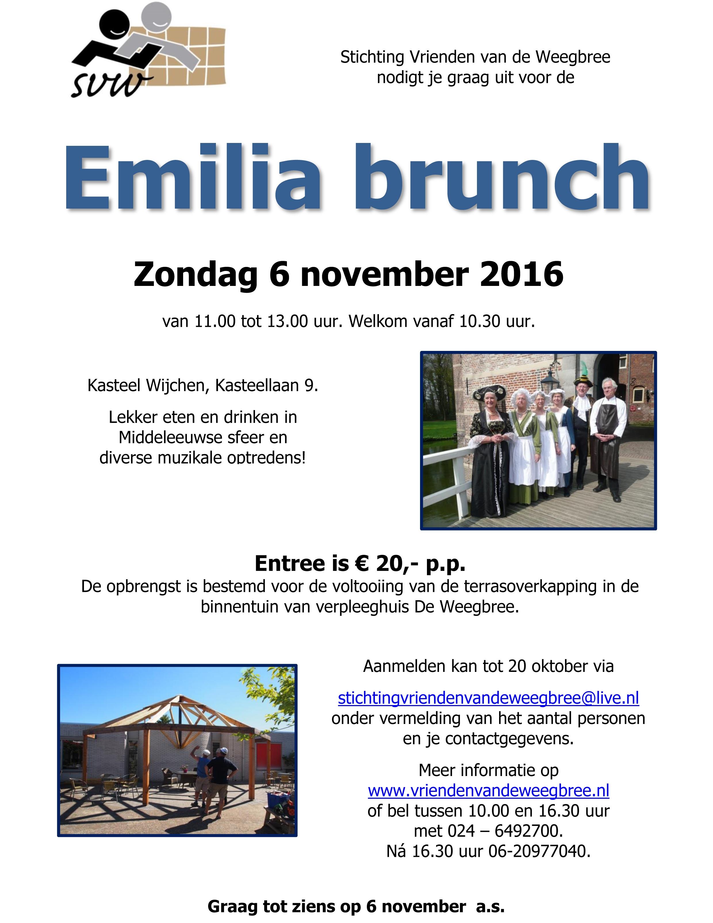 Emilia Brunch