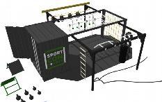 Mobiele Sportcontainer in Wijchen