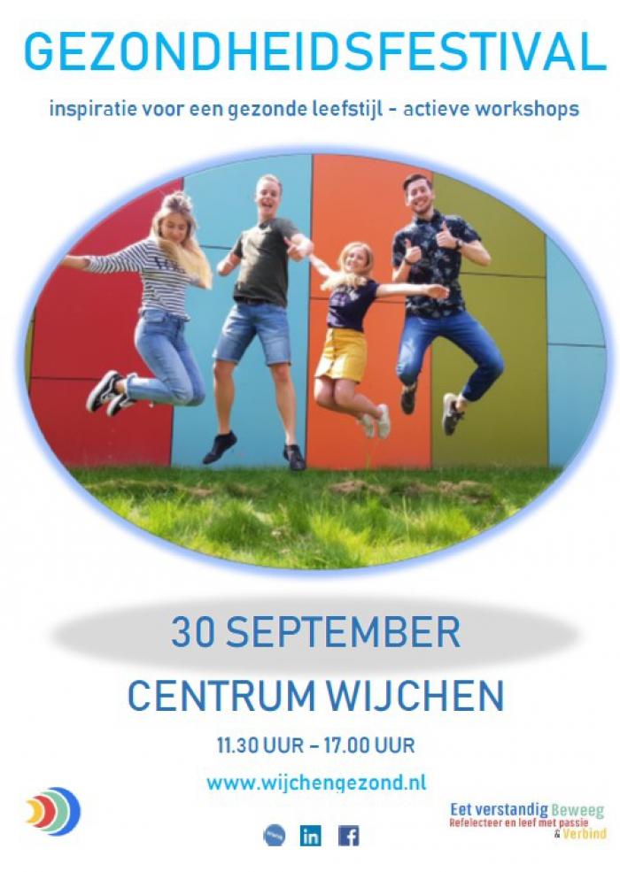 Gezondheidsfestival 30 september 2018