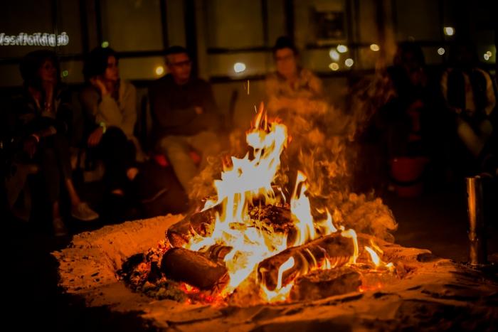 Kampvuurvertellingen – Warme winterverhalen