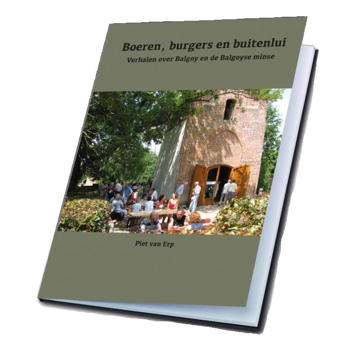 Nieuw boek met verhalen over Balgoy en de Balgoyse minse