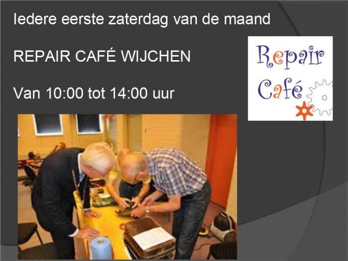 Repaircafe Wijchen