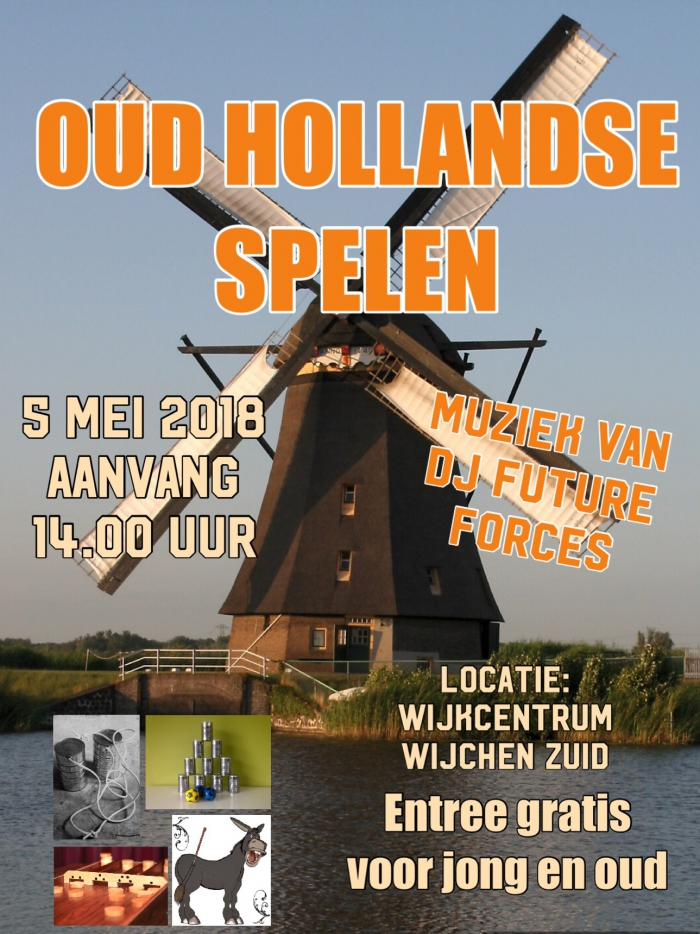 Oud Hollandse Spelen